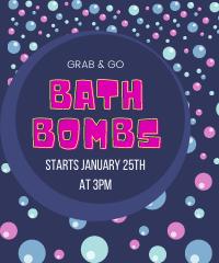 Grab & Go Bath Bombs