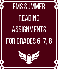 Summer Reading for Freeport Middle School