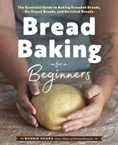 The cover of Bread Baking for Beginners