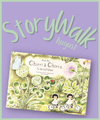 Spike StoryWalk
